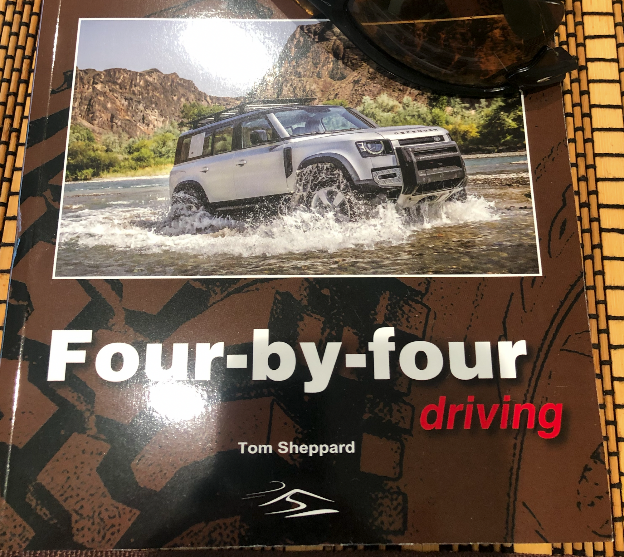Four-by-four driving 6th edition is out!