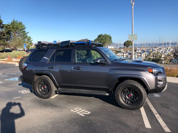Vehicle 2: 4Runner Build 2018-2019
