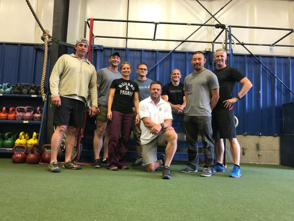 Mountain Tactical Advanced Programming Certification May 2017