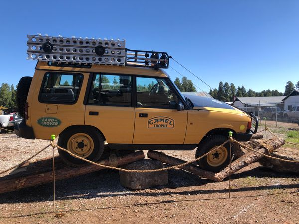 May 2019 Overland Expo West