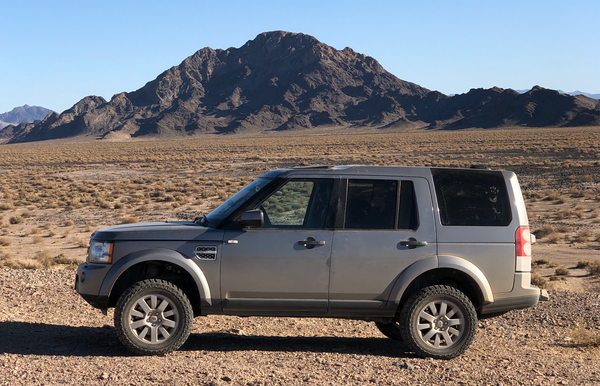 Vehicle 3: Building a 2013 Land Rover LR4 5.0 V8 for overlanding